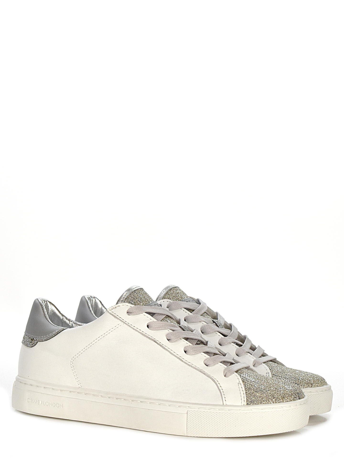 SNEAKERS CRIME LONDON 25160 BIANCO 416cbf495d1
