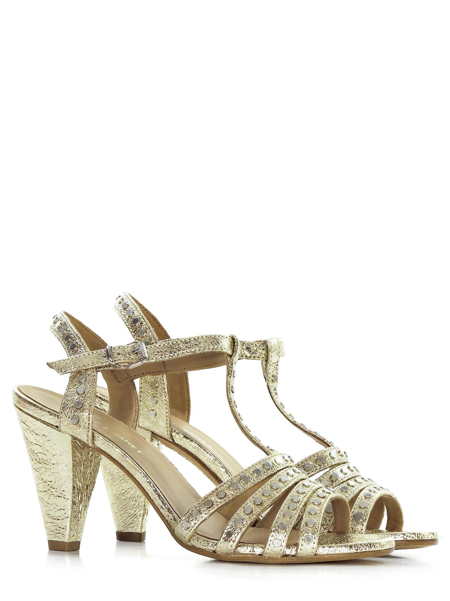 Fashion Sandali Scarpe da Donna Sandali Sandali 3576 multicolore su base beige 37