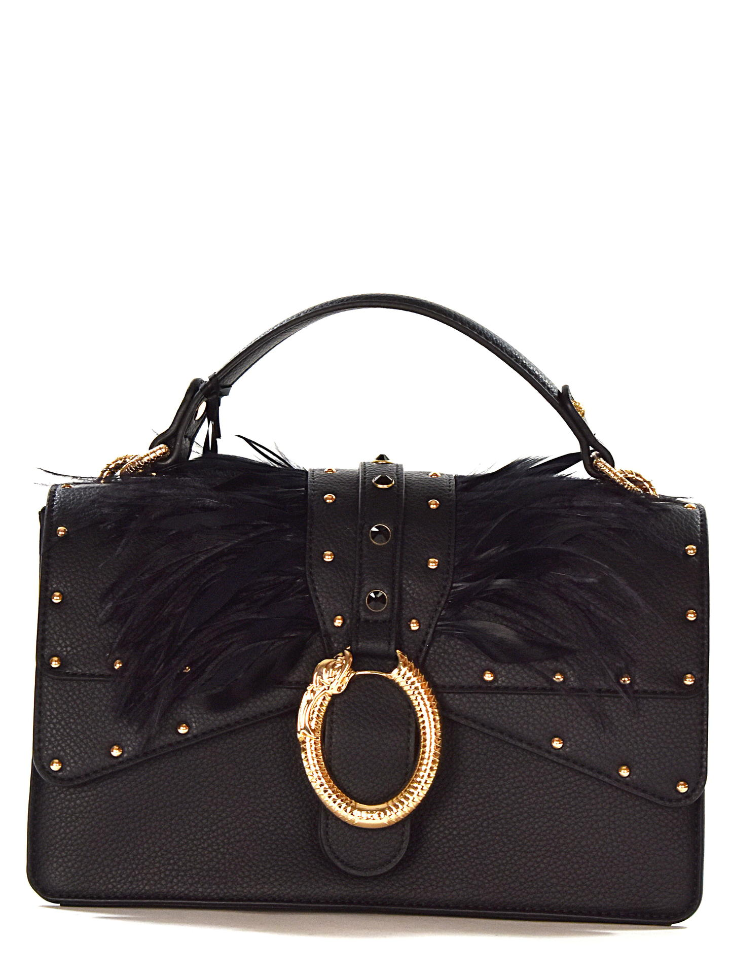 BORSA LIU.JO ACCESSORIES A68039E0007 NERO