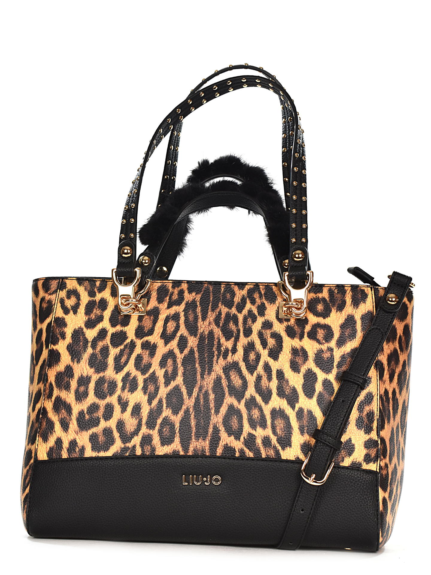 BORSA LIU.JO BAGS A69092 NERO | DESIDERIO COLLECTION